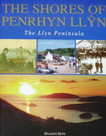 The Shores of Penrhyn Llyn - The Llyn Peninsula, by Maurice Hope
